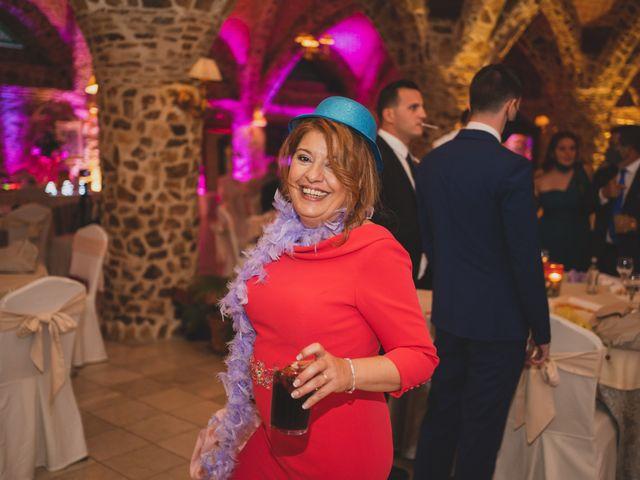 La boda de Alberto y Rosa en Mangiron, Madrid 310