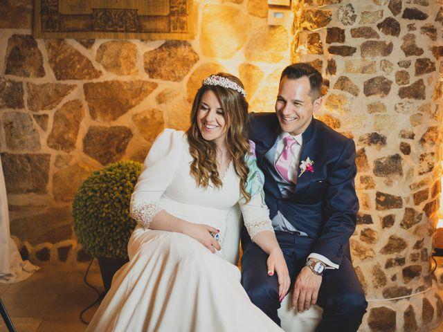 La boda de Alberto y Rosa en Mangiron, Madrid 319