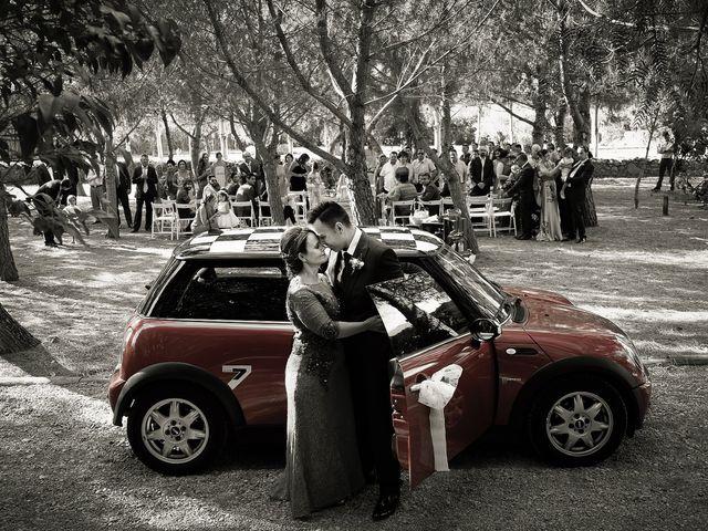 La boda de Cristobal y Raquel en Vila-seca, Tarragona 20