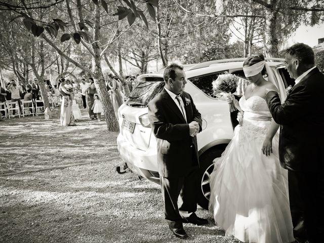 La boda de Cristobal y Raquel en Vila-seca, Tarragona 21