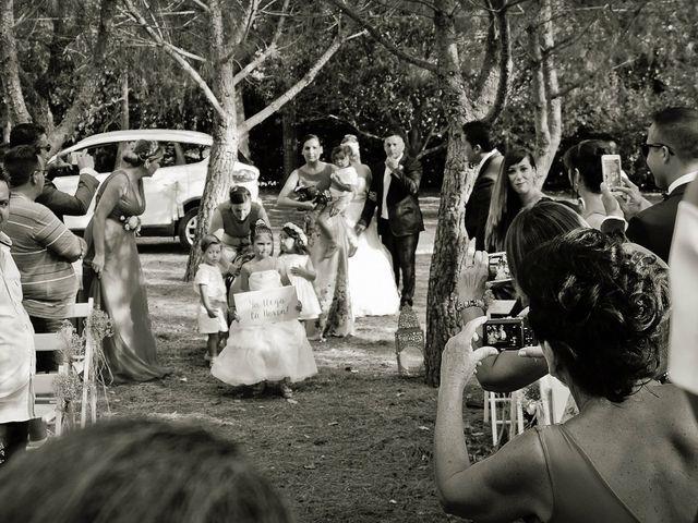 La boda de Cristobal y Raquel en Vila-seca, Tarragona 22