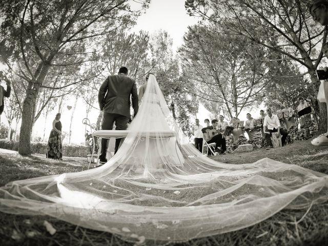 La boda de Cristobal y Raquel en Vila-seca, Tarragona 25