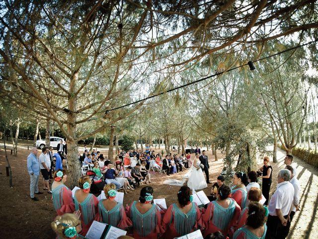 La boda de Cristobal y Raquel en Vila-seca, Tarragona 31