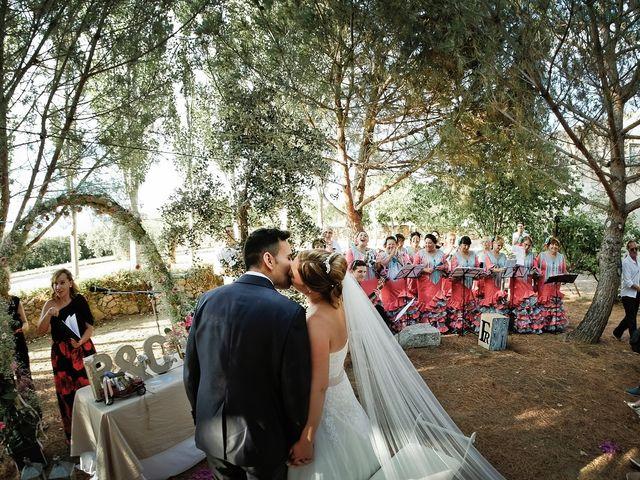 La boda de Cristobal y Raquel en Vila-seca, Tarragona 32