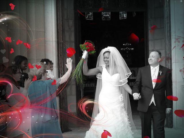 La boda de Marlene y Luis en Palau De Plegamans, Barcelona 5