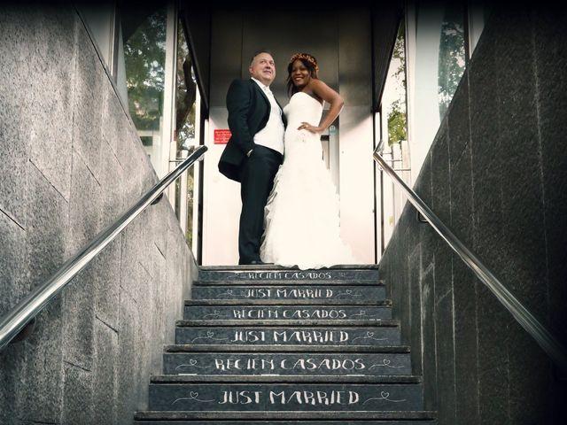 La boda de Marlene y Luis en Palau De Plegamans, Barcelona 2