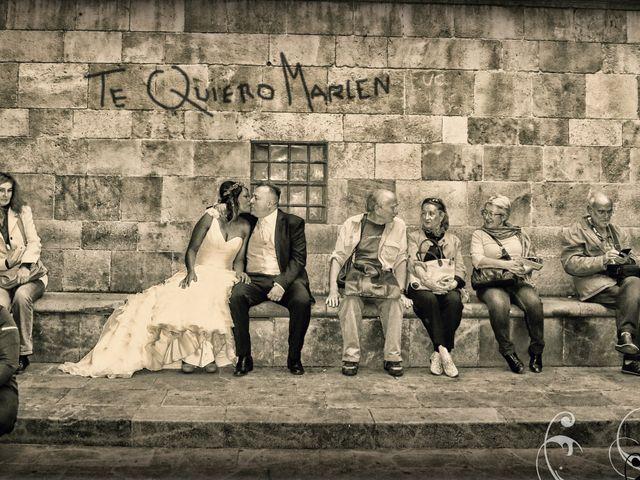 La boda de Marlene y Luis en Palau De Plegamans, Barcelona 7