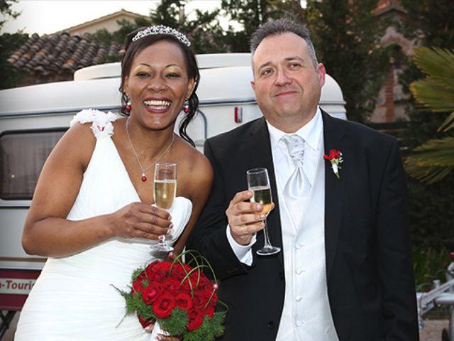 La boda de Marlene y Luis en Palau De Plegamans, Barcelona 8
