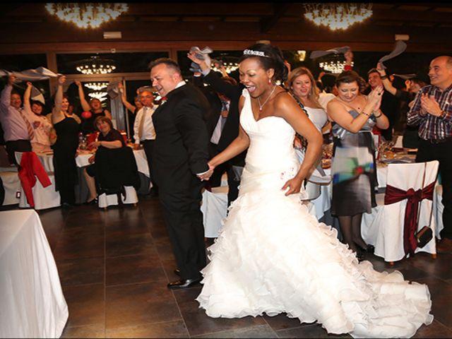 La boda de Marlene y Luis en Palau De Plegamans, Barcelona 9