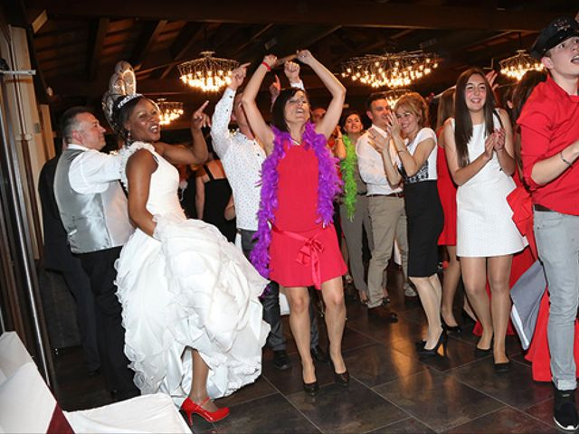 La boda de Marlene y Luis en Palau De Plegamans, Barcelona 12