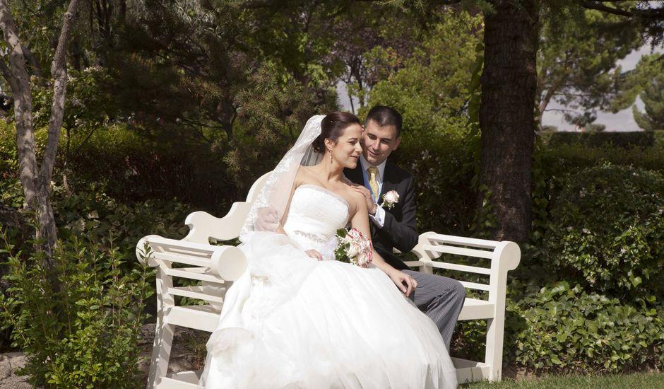 La boda de Ana y Luis en Madrid, Madrid
