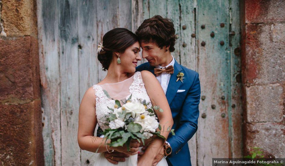 La boda de Iñaki y Raquel en Hondarribia, Guipúzcoa
