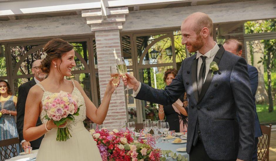 La boda de Marco  y Rocío en Valencia, Valencia