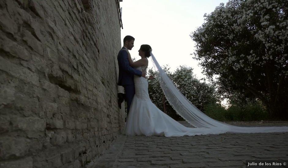 La boda de Jessica y Claude en Espartinas, Sevilla