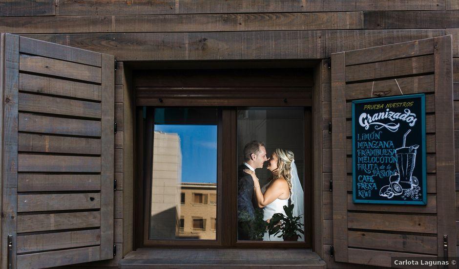 La boda de Javi y Laura en Zaragoza, Zaragoza