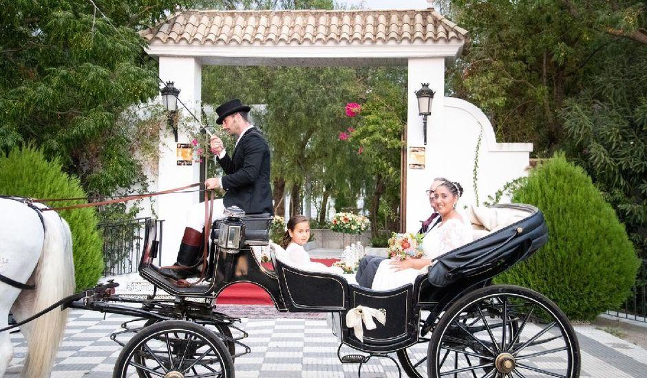 La boda de Luis M. y M. Angeles en Espartinas, Sevilla