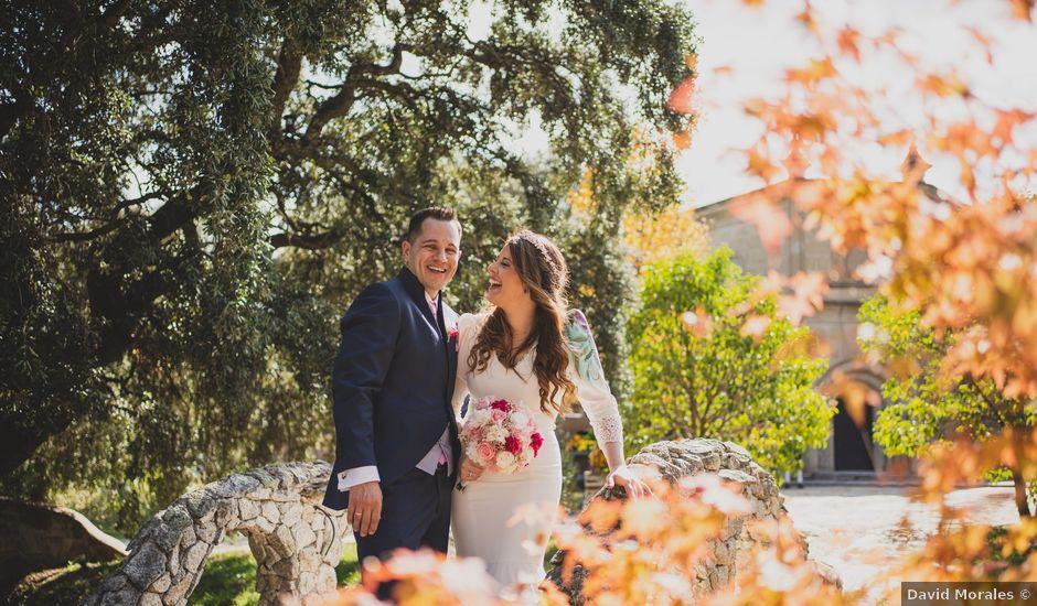 La boda de Alberto y Rosa en Mangiron, Madrid