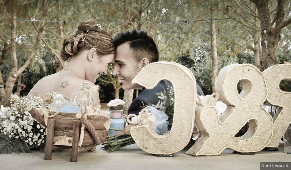La boda de Cristobal y Raquel en Vila-seca, Tarragona
