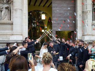 La boda de Victoria y Raúl