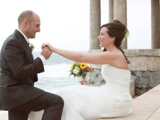 La boda de Javier y Judit 1