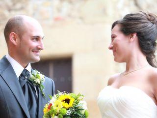 La boda de Javier y Judit