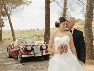 La boda de Cristina y Pepe