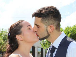 La boda de Denisa y Angel