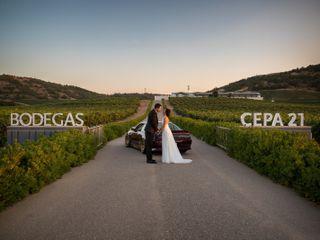 La boda de Beatriz y Miguel Ricardo 2