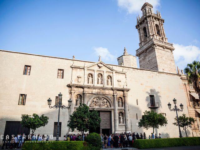 La boda de Raúl y Victoria en Valencia, Valencia 1