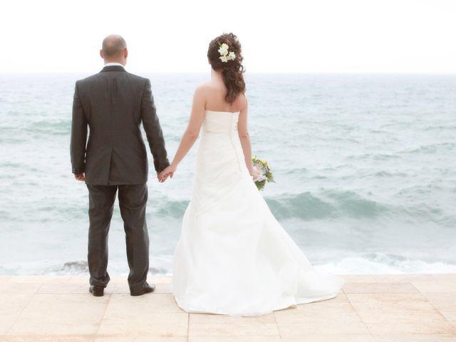 La boda de Judit y Javier en Castell-platja D'aro, Girona 2