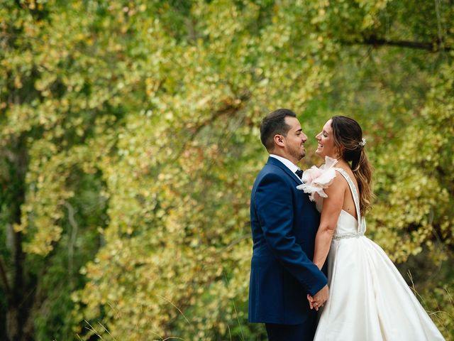 La boda de Juana María y Antonio