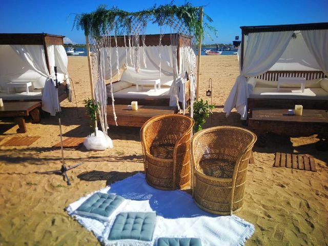 La boda de Sergio  y Mamen en El Rompido, Huelva 6