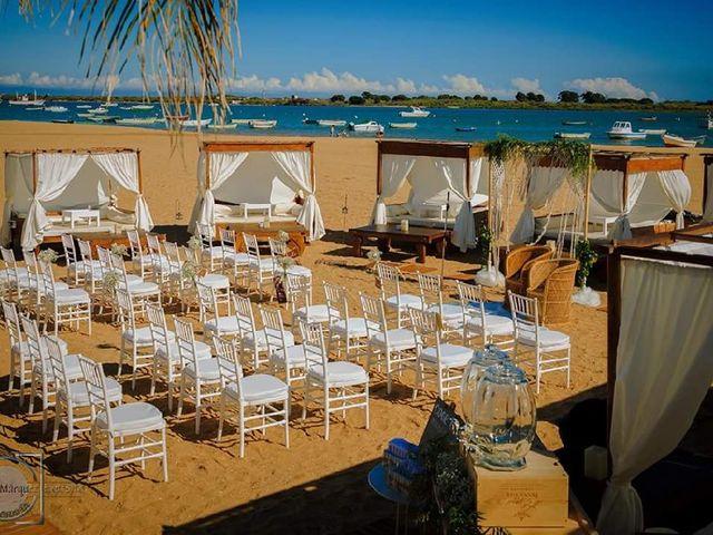 La boda de Sergio  y Mamen en El Rompido, Huelva 9