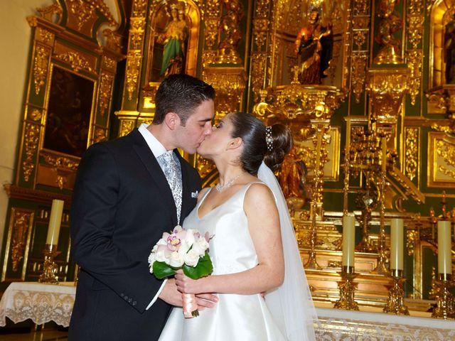La boda de Pilar y José Luis