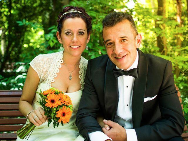 La boda de Maria y Arturo