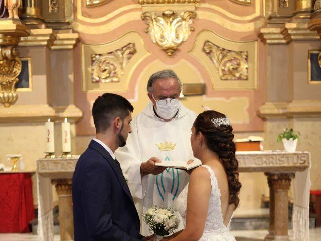 La boda de Angel y Denisa en Ulldecona, Tarragona 7