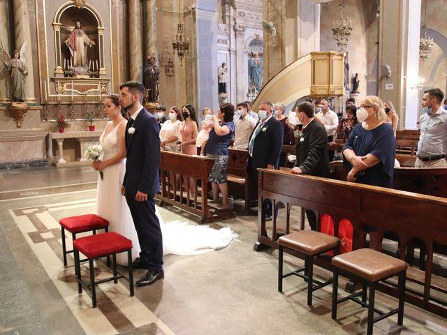 La boda de Angel y Denisa en Ulldecona, Tarragona 12