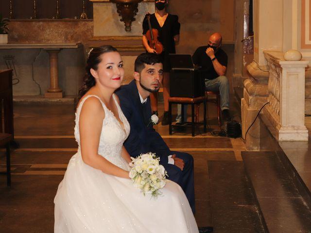 La boda de Angel y Denisa en Ulldecona, Tarragona 13