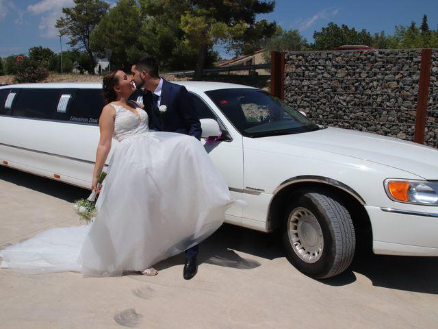 La boda de Angel y Denisa en Ulldecona, Tarragona 15