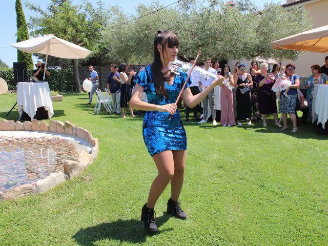 La boda de Angel y Denisa en Ulldecona, Tarragona 19