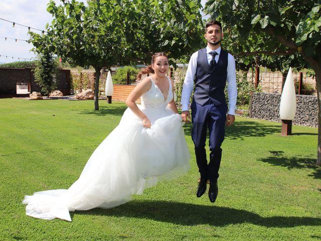 La boda de Angel y Denisa en Ulldecona, Tarragona 23