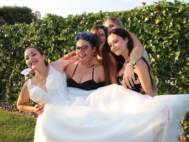 La boda de Angel y Denisa en Ulldecona, Tarragona 28
