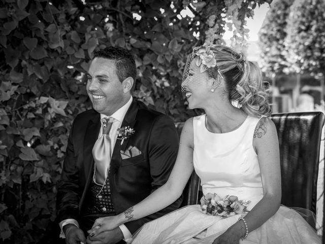 La boda de Miry y Ricardo