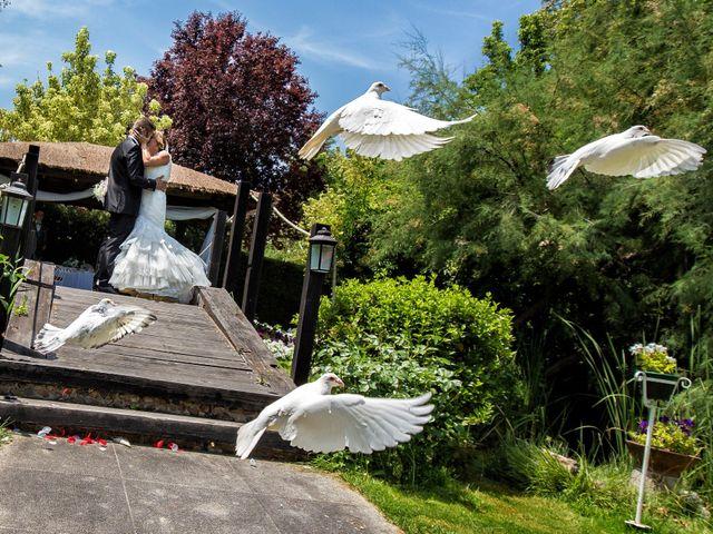 La boda de David y Laura en Yunclillos, Toledo 2