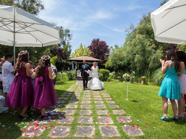 La boda de David y Laura en Yunclillos, Toledo 12