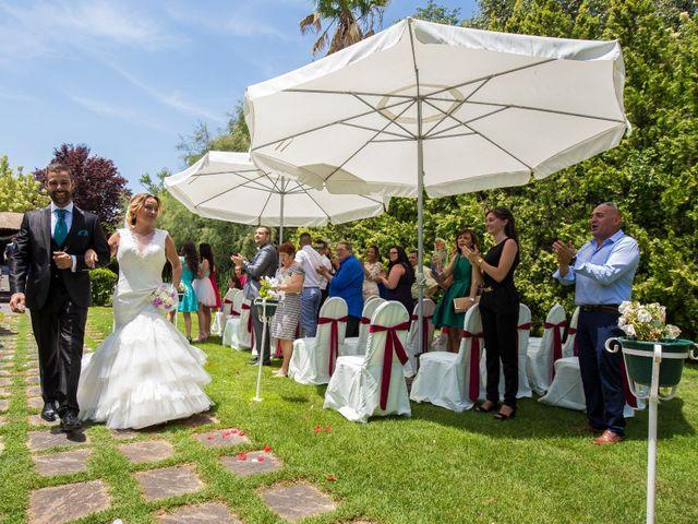 La boda de David y Laura en Yunclillos, Toledo 13