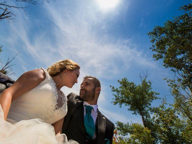 La boda de David y Laura en Yunclillos, Toledo 15