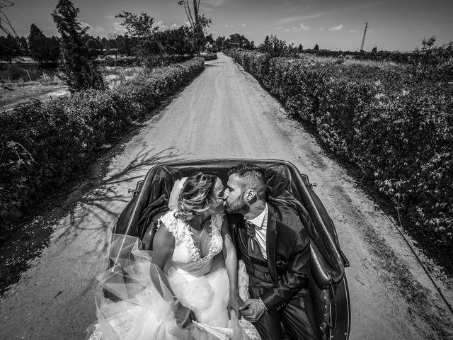 La boda de David y Laura en Yunclillos, Toledo 16