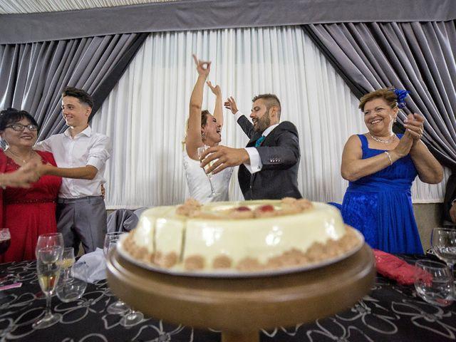 La boda de David y Laura en Yunclillos, Toledo 18