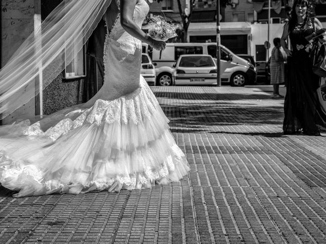 La boda de David y Laura en Yunclillos, Toledo 36